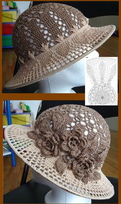 Exceptional Stitches Make a Crochet Hat Ideas. Extraordinary Stitches Make a Crochet Hat Ideas. Bonnet Crochet, Crochet Cap, Crochet Shoes, Crochet Beanie, Irish Crochet, Diy Crochet, Crochet Crafts, Crochet Clothes, Crochet Stitches
