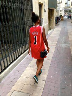 Basketball shirts and whatnot on www.thenofashionway.com