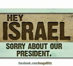 Stand for Israel.