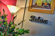Visitors DO find they can...relax here at Anglia Counselling! #Newmarket #Counselling