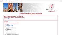 Tests de positionnement France, Pakistan, Log Projects, Fle, Index Cards, Wedding Ring, Profile, French