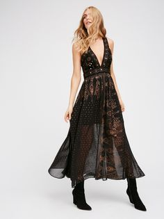 Women's maxi dresses for any occasion. Shop Free People's selection of black & white maxi dresses, floral maxi dresses & lace maxi dresses. White Maxi Dresses, Sheer Dress, Floral Maxi Dress, Nice Dresses, Casual Dresses, Formal Dresses, Date Night Dresses, Embellished Dress, Chic Dress