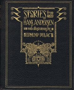 Stories from Hans Andersen illustrated by Edmund Dulac