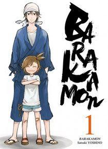 Manga : Barakamon - Site de opaledefeu !