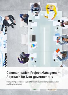Communication Project Management Approach for Non-govermentalsby WYC
