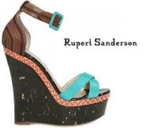 RUPERT-SANDERSON-NISSA-WEDGE-PEEP-TOE-PUMPS-Sz-35