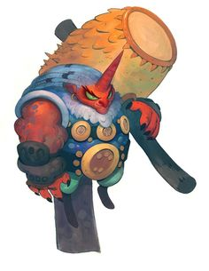 hammer character concept - Google 검색