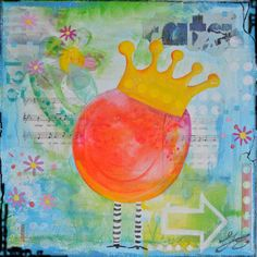 Kunst geboortekaarten en wenskaarten van Janet Edens op http://janetedens.sendasmile.com/