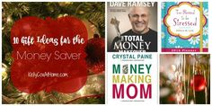 10 Gift Ideas for the Money saver in your life!