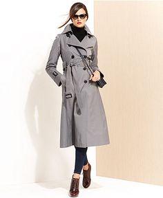 Red Valentino Trench Coat | Women Raincoats & Trench | Pinterest ...