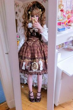 Angelic Pretty event in sweden: part 2 - teaparty!