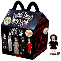 """Living Dead Dolls"" Happy Meal"
