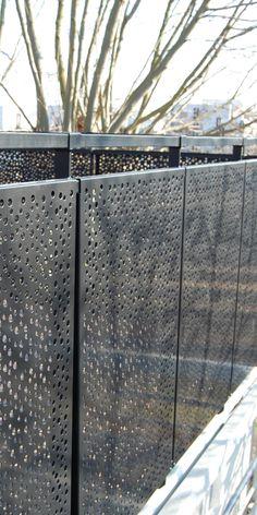 Modern Railing, Metal Railings, Laser Cut Screens, Laser Cut Panels, Railing Design, Fence Design, Balcon Grill, Metal Sheet Design, House Plans South Africa