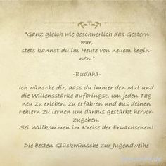 Proverbs for the Jugendweihe - Sprüche - Proverb Bad Day Quotes, Happy Quotes, Quote Of The Day, Happiness Quotes, Quotes Positive, Cute Cheer Quotes, Movie Quotes, Funny Quotes, Cheerleading Quotes