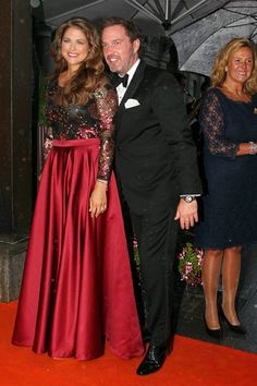 26 August 2014 Members of the Swedish Royal Family attended the Polar Music Prize at Concert Hall in Stockholm - Banquet