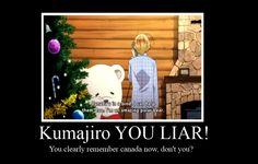 Kumajiro is a Big Liar!! by FunkyDreamer.deviantart.com on @deviantART