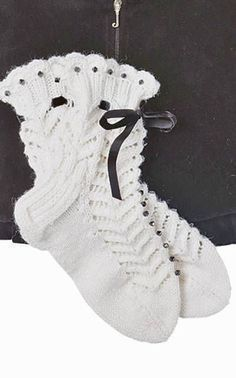 Nordic Yarns and Design since 1928 Lace Socks, Crochet Socks, Knit Crochet, Knit Socks, Sock Shoes, Knitting Socks, Mittens, Diy And Crafts, Adidas Sneakers
