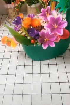 Incredibly Useful DIYs! 😍 garden videos Incredibly Useful DIYs! Diy Home Crafts, Diy Arts And Crafts, Fun Crafts, Crafts For Kids, Art For Kids, Plastic Bottle Crafts, Diy Bottle, Recycle Plastic Bottles, Recycled Bottles