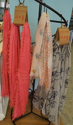 Look by M Infinity Scarves