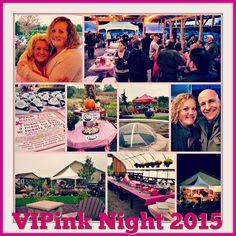 VIPink Night 2015