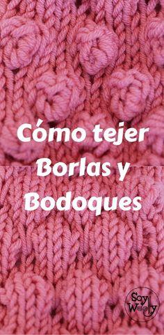 Crochet Ball, Free Crochet, Knit Crochet, Knitting Stitches, Knitting Yarn, Baby Knitting, Stitch Patterns, Crochet Patterns, Pop Corn