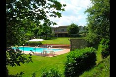 Eurocasa, book now  10 Sleeps villa. Elegant, panoramic stone house close to Arezzo. Free Wi-Fi, pool, billiard  and all comforts.