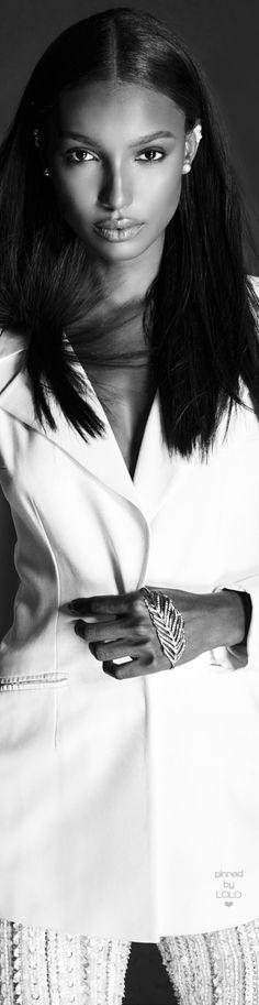 Jasmine Tookes for Harper's Bazaar Vietnam | LOLO❤︎