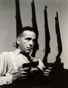 Humphrey Bogart, 1941, publicity shot for High Sierra