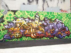 graffiti wall / revok
