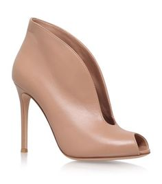 Gianvito Rossi Vamp Shoe Boots 105available to buy at Harrods.com. Shop designer shoes online and earn rewards points.