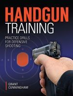 "Read ""Handgun Training - Practice Drills For Defensive Shooting"" by Grant Cunningham available from Rakuten Kobo. You have a handgun for self-defense, and have taken a good defensive shooting class. How do you practice and maintain th. Self Defense Tips, Self Defense Weapons, Home Defense, Shooting Guns, Shooting Range, Shooting Sports, Pistol Shooting Tips, Shooting Targets, Survival Prepping"