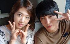 Park-shin-hye-and-Jung-yong-hwa-at-Younh