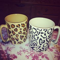 mugs! We all know which one she is today :) @Lindsay Vander Grinten