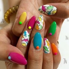 Many artists look to the past for inspiration, but for manicure masterpieces, some polish Picassos are looking way back: to the prehistoric era, and to
