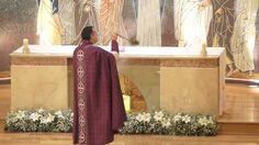 """Misa #Maronita en español del domingo 6 de marzo. La litugia maronita """"Domingo del paralítico"""" Homilía del minuto 21:20 al 29:20 https://www.facebook.com/Parroquia-Maronita-de-San-Chárbel-135185046549942/ https://www.facebook.com/sancharbel/ #Parroquia #Maronita de #SanChárbel #SanChárbelChihuahua #ParroquiaMaronitaDeSanChárbelChihuahua https://twitter.com/maronitas_es https://twitter.com/sancharbel_es"""