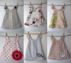 Baby dresses by jerrymee