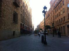 Calle Zamora şu şehirde: Salamanca, Castilla y León