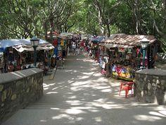 Entrance to Rio Cuale market in Puerto Vallarta