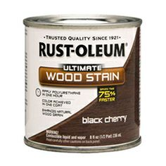Wood Care Interior Ultimate Wood Stain uses nano-sized pigments to ensure rich, even color. Requires only one coat to achieve the desired color.