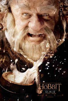 Dori #LoHobbit #DesolazionediSmaug #TheHobbit #Hobbit