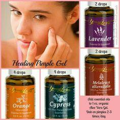 Healing Pimple Gel