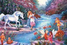 mystical fantasy pictures | Mystical Unicorn: Art Gallery 18