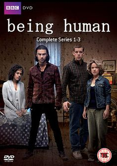 Being Human. Well, I enjoyed the first season very much anyway even if I liked it less further on...