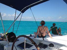 Kitesurfing cruise i