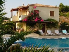 Hilltop Villa With Spacious Surroundings And Guest HouseVacation Rental in Porto Heli from @homeaway! #vacation #rental #travel #homeaway