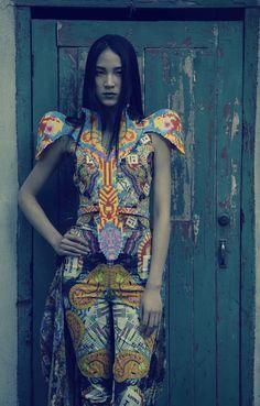 OutsaPop Trashion DIY fashion by Outi Pyy
