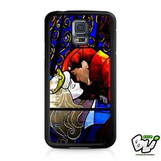 Sleeping Beauty Stained Glasses Samsung Galaxy S5 Case