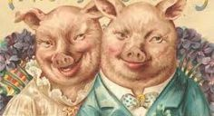 Vintage pigs http://www.theatreofyouth.org