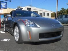 Tuner car custom nissan 350z convertible with volk racing gt c convertible 2004 nissan 350z touring with 2 door in downey ca 90241 sciox Choice Image