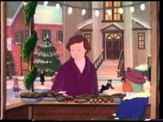 The Wish That Changed Christmas I remember watching this with my Mom.  Just had a dream about it and looked it up on YouTube.  :)